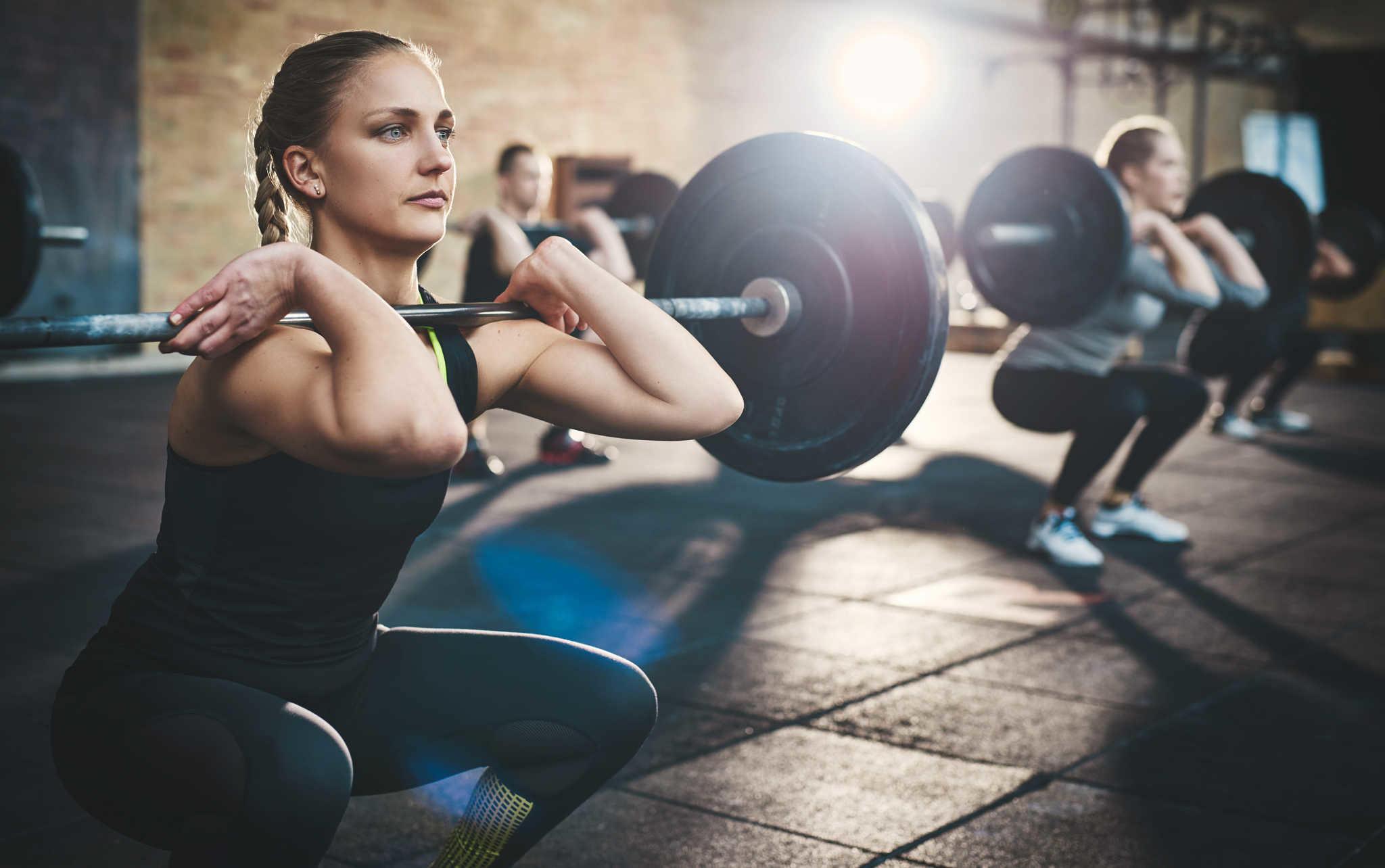 Functional Strength Rehabilitation